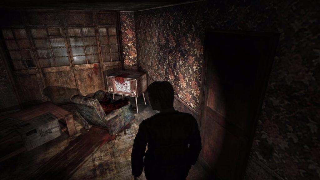Cenários sugestivos compõem Silent Hill 2.