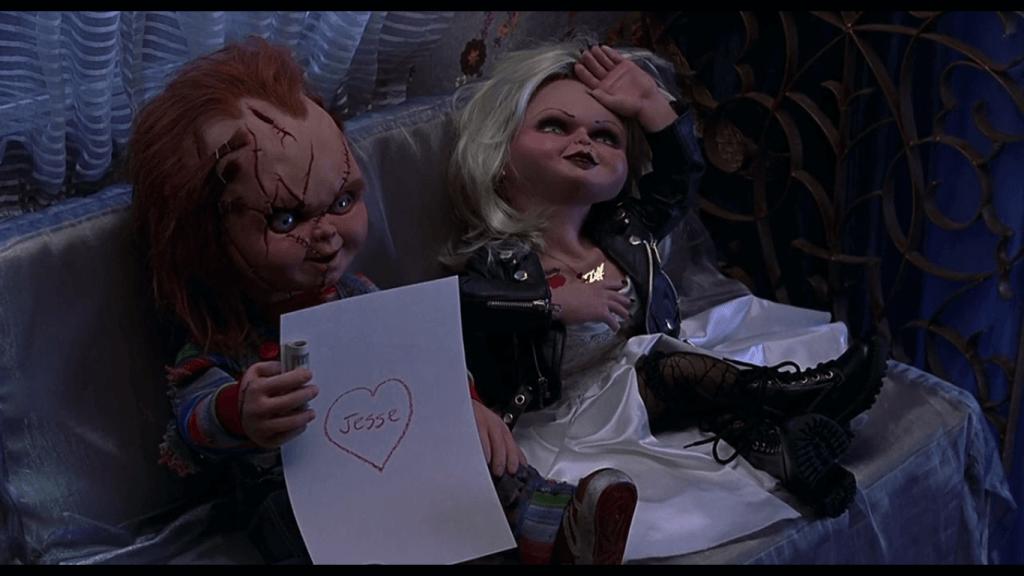 Cena de A Noiva de Chucky