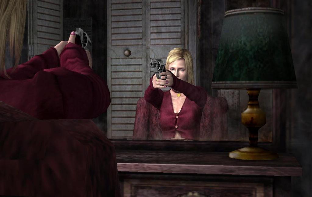 Maria é a principal Coadjuvante de Silent Hill 2