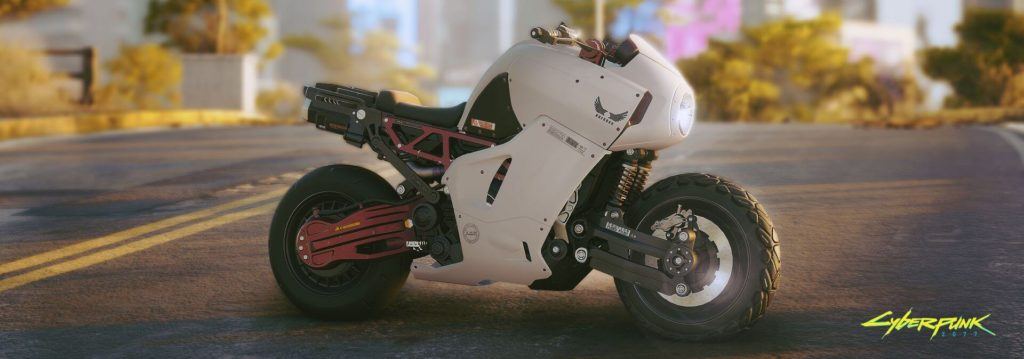 Motos Cyberpunk 2077