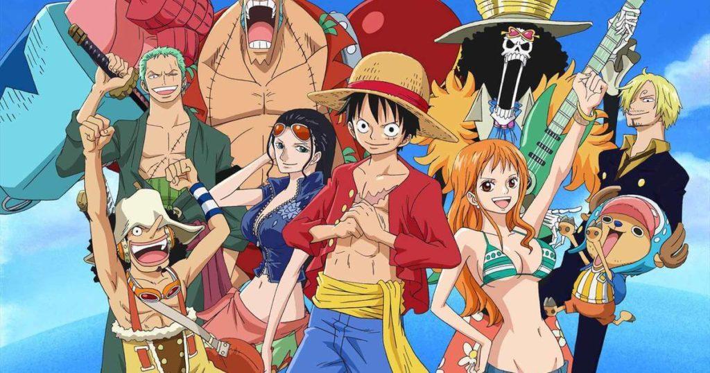 One Piece possuí vários clichês popularizados em Dragon Ball.