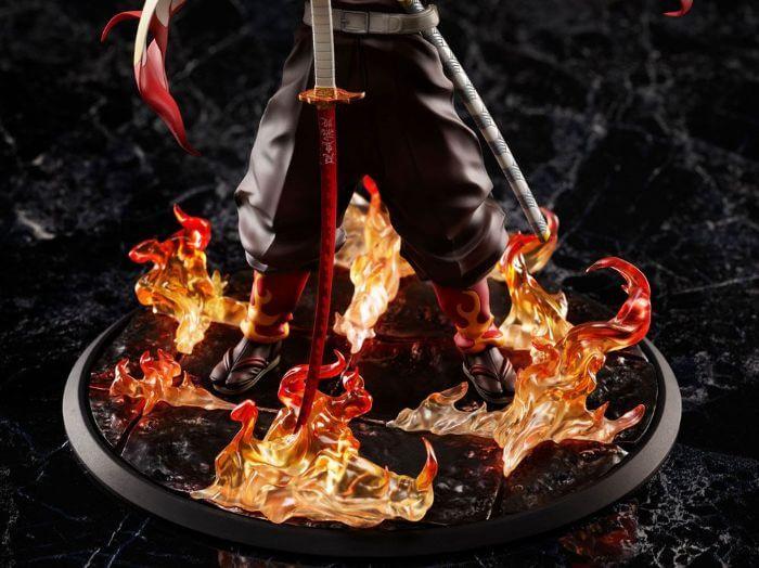 Figure de Rengoku de Demon Slayer