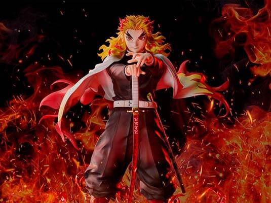 Figure de Rengoku de Demon Slayer
