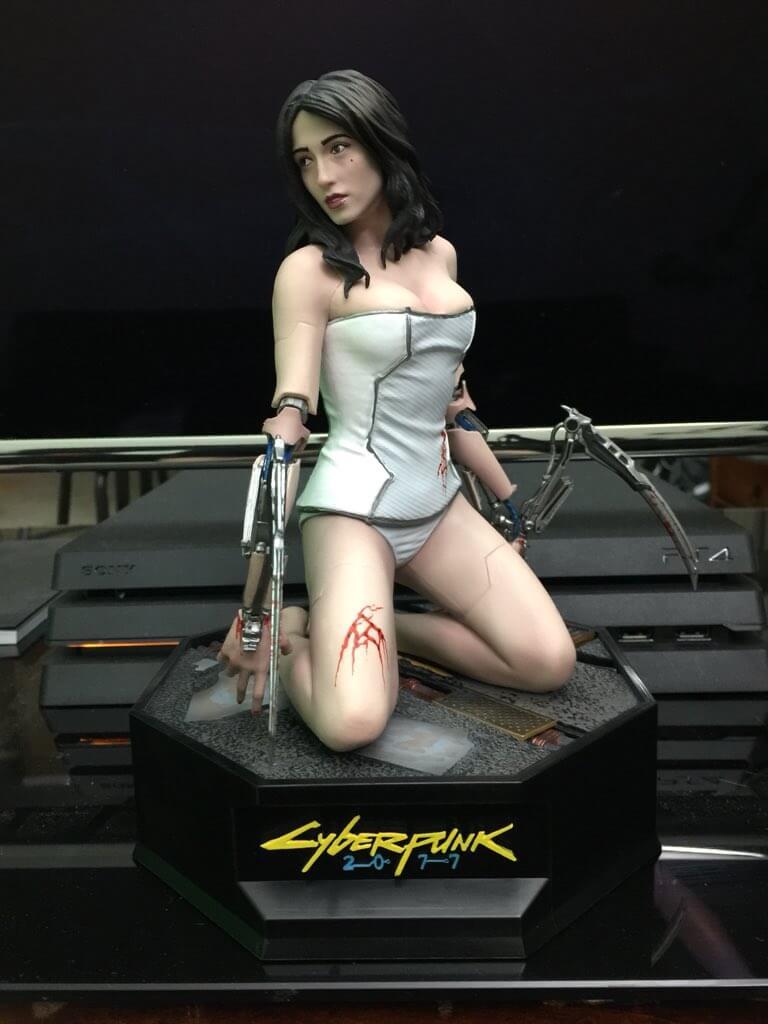 Os Produtos de Cyberpunk 2077