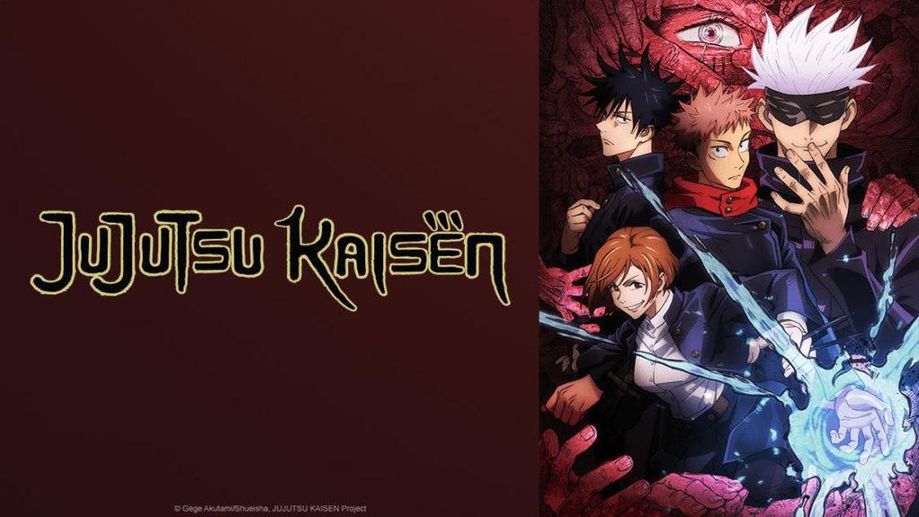 Jujutsu Kaisen  é uma das obras que receberão dublagens expressas.