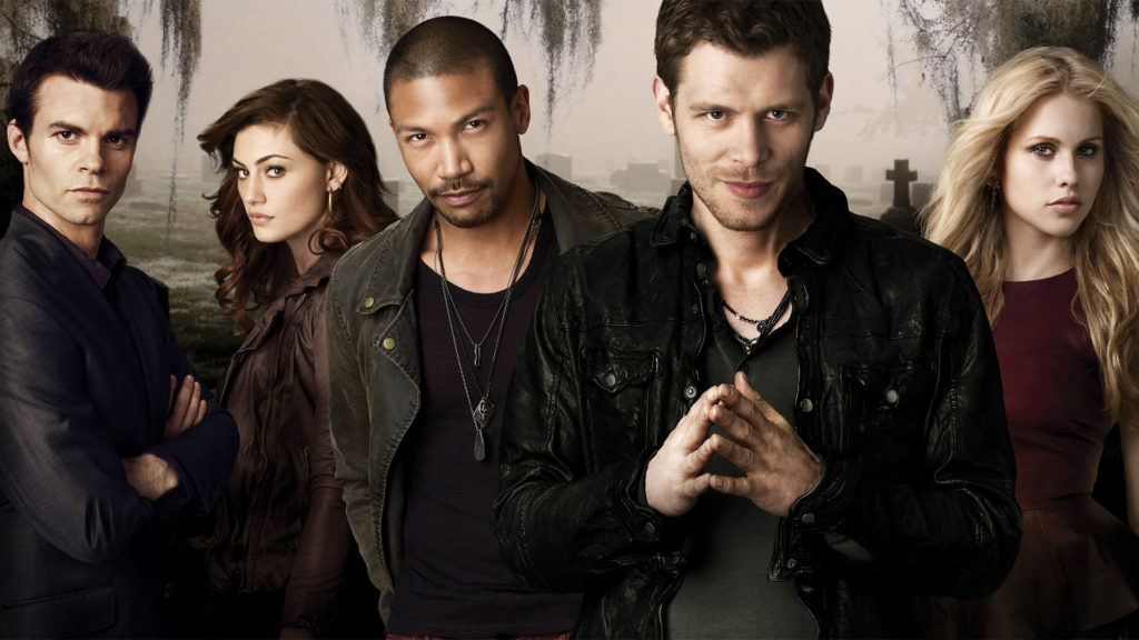 Review - The Originals 1x01