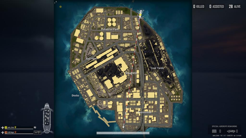 Dicas para novo mapa no pubg