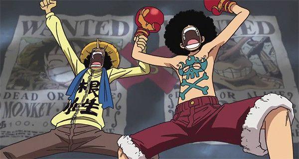 Afro-Luffy - Meta Galaxia