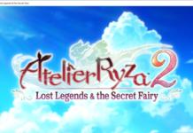 Atelier Ryza 2 Lost Legends & The Secret Fairy Game