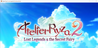 Atelier Ryza 2 Lost Legends & The Secret Fairy Game