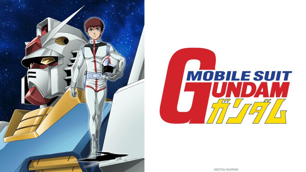 """Estreia na Crunchyroll o clássico """"Mobile Suit Gundam"""""""