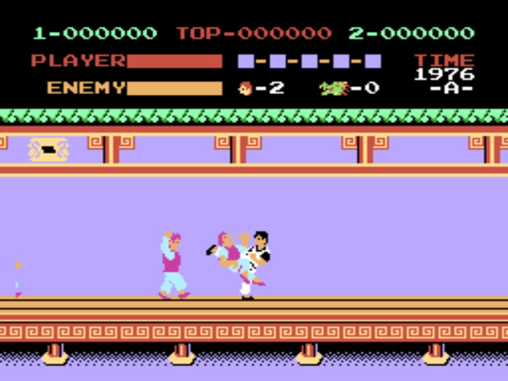 Kung-Fu Master | Nes