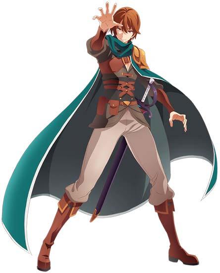 Os Personagens de Kaifuku Jutsushi