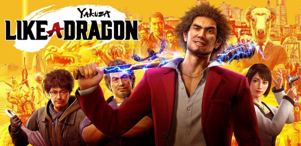 Yakuza: Like a Dragon em Português tem atualização