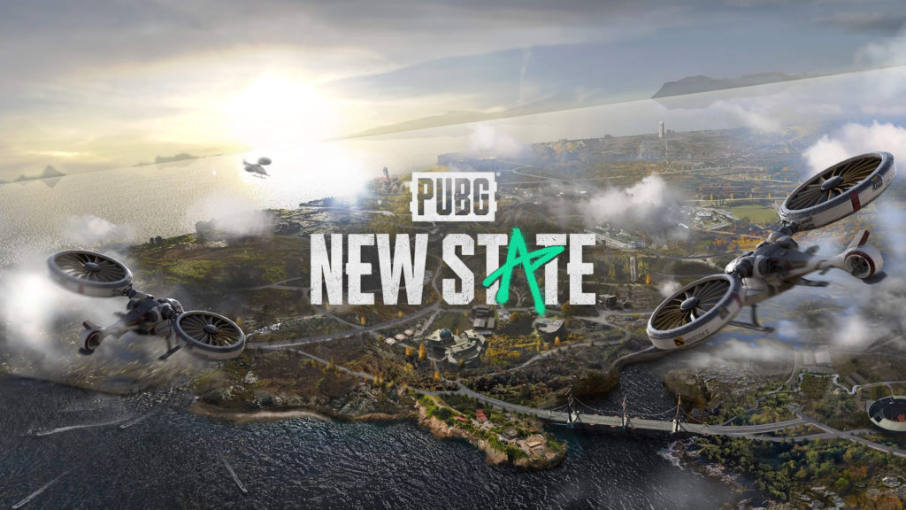 KRAFTON INC. anuncia PUBG: NEW STATE