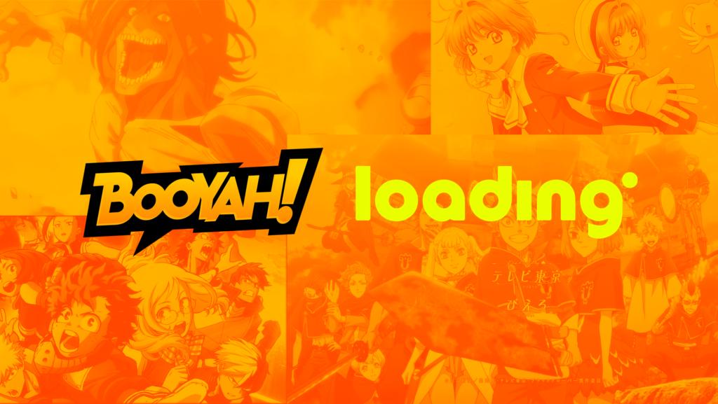 BOOYAH! e Loading apresentam nova parceria