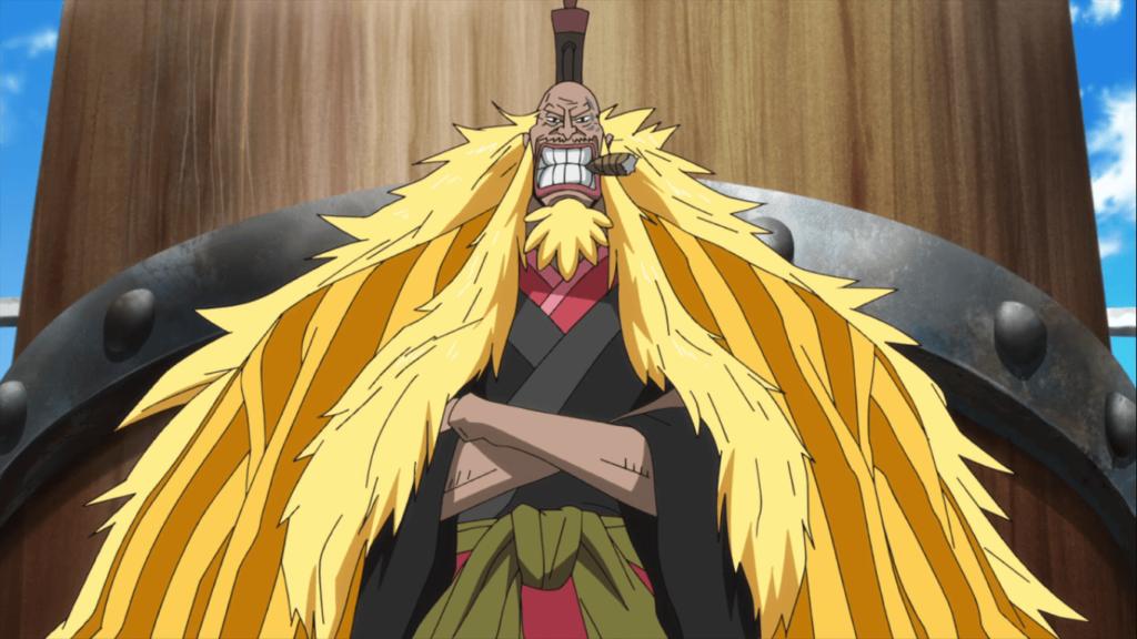 Shiki, O leão Dourado.