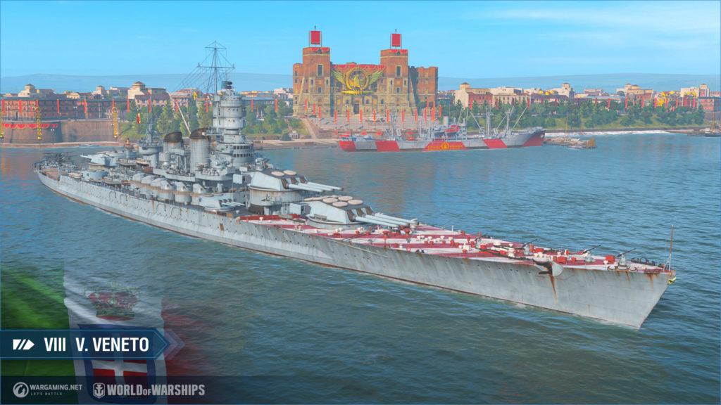 World of Warships - Chega novos Encouraçados