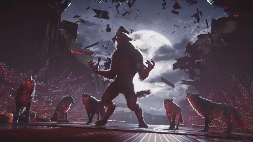 Lançamentos de fevereiro: Werewolf: The Apocalypse