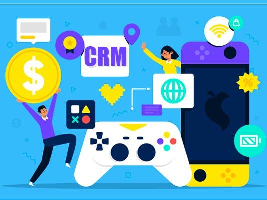 CRM para Games LiveOps