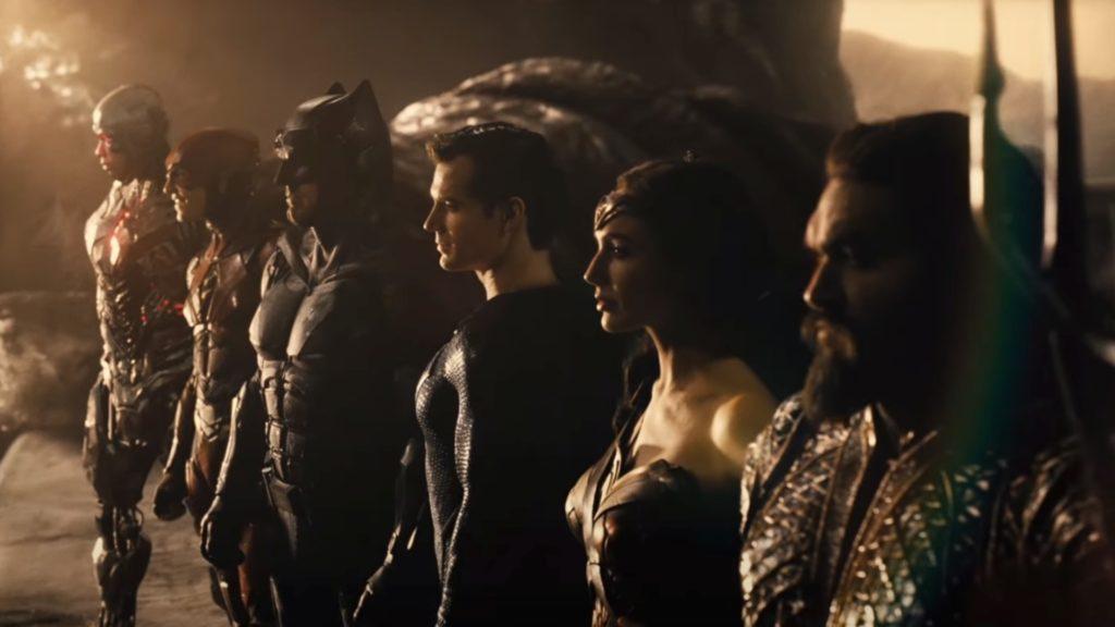 Lida da Jusitça de Zack Snyder