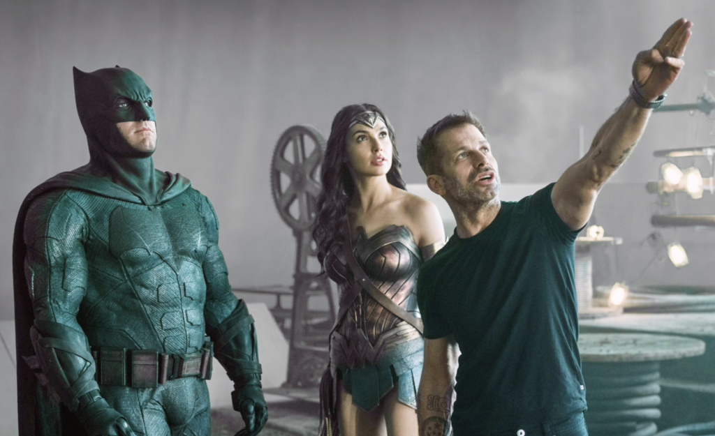 Liga da Justiça de Zack Snyder