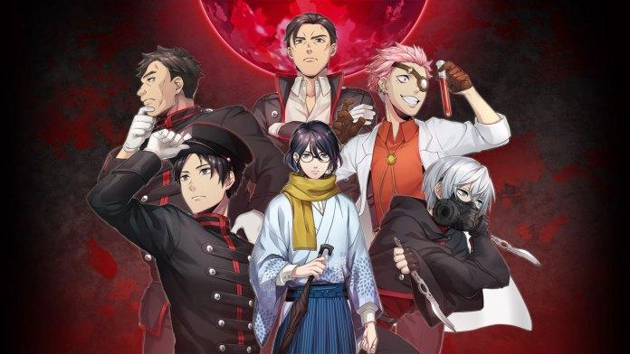 Mars Red Manga termina no 3º volume