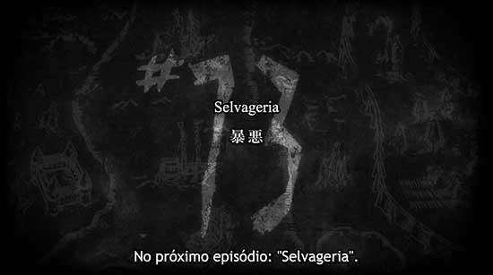 Shingeki no Kyojin 73 - Selvageria