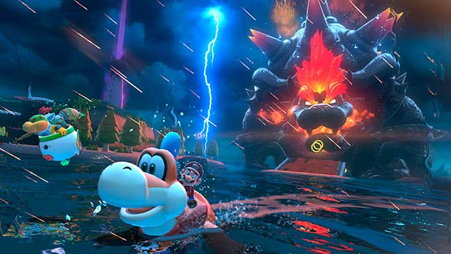 Super Mario 3D World + Bowser's Fury - Análise