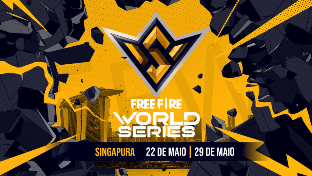 Garena anuncia a Free Fire World Series 2021