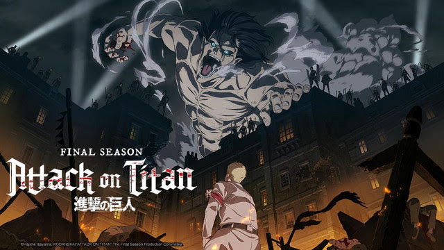 Crunchyroll revela novo trailer de Attack on Titan