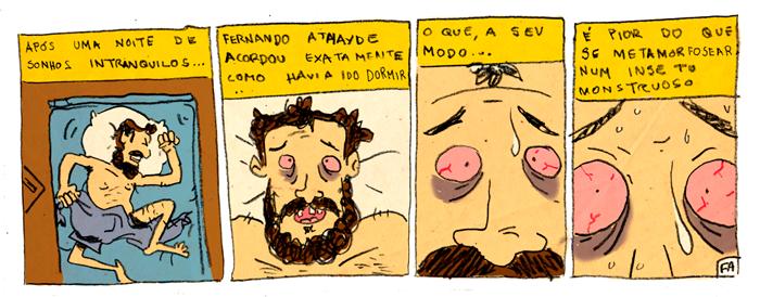 a saga do porco dourado