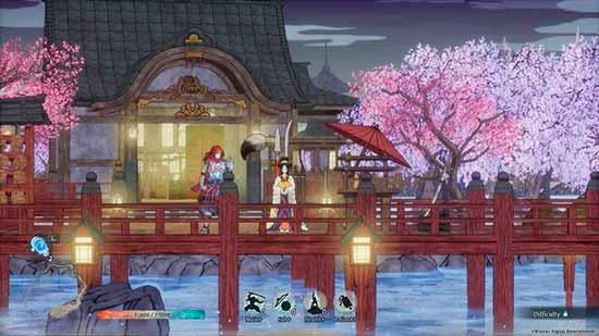 Game Indie GetsuFumaDen: Undying Moon