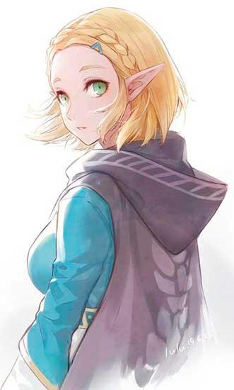 A influência da Princesa Zelda na moda