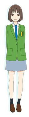 personagens de Sayonara Watashi no Cramer
