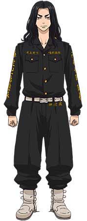 Os Personagens de Tokyo Revengers