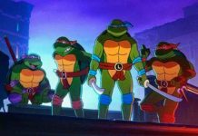 Trailer de Teenage Mutant Ninja Turtles: Shredder's Revenge