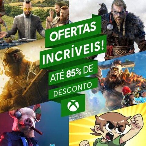 Nova promoção da Ubisoft em jogos