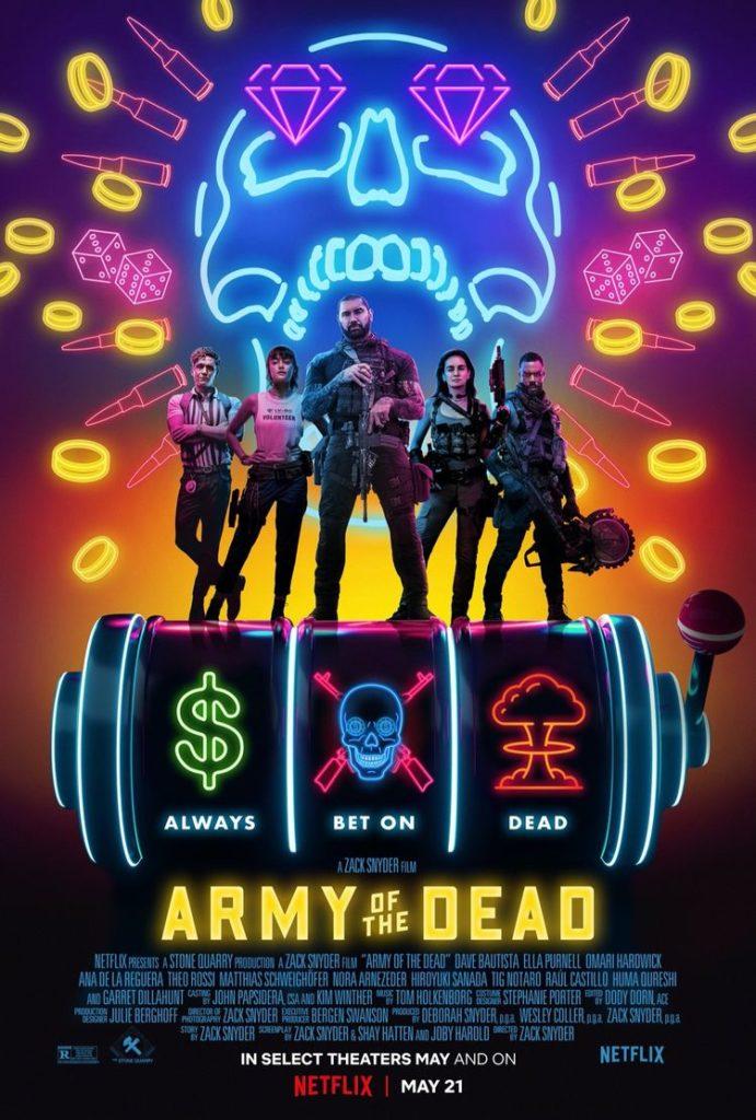 Army Of The Dead: Invasão Em Las Vegas