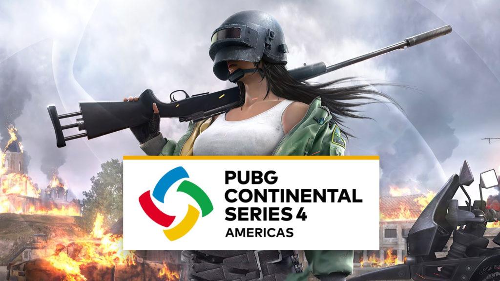 PCS4 das Américas de início de recorde com América Latina