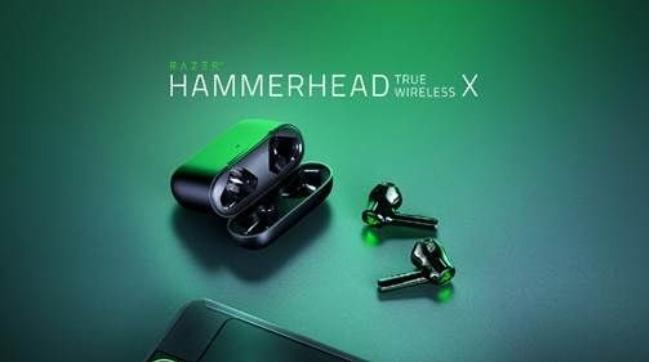 Razer anuncia fones intra-auriculares Hammerhead True