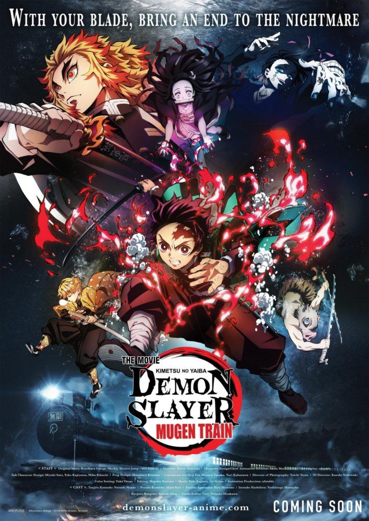 Demon Slayer- Mugen train