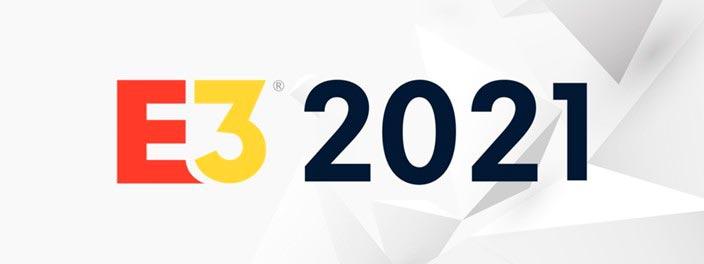 Programação da E3 2021 Logo