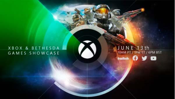 Programação da E3 2021 Xbox