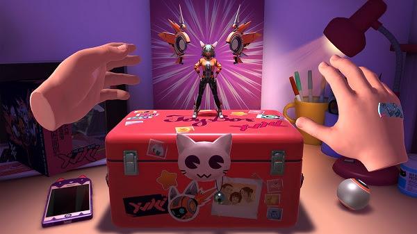 YUKI o mix de Bullet Hell e Roguelike em VR