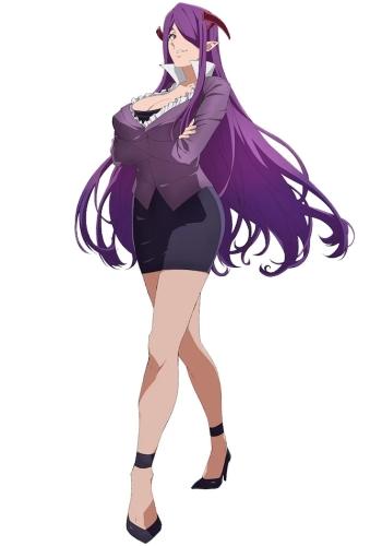 Belza Shuba'ha, personagens de Meikyuu Black Company