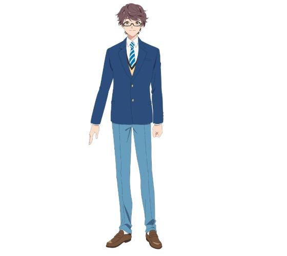 Eitaro Oka, personagens de Re-Main