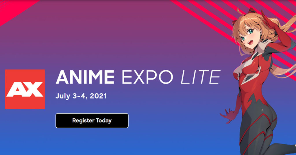 Confira os anúncios da Crunchyroll na Anime Expo Lite!