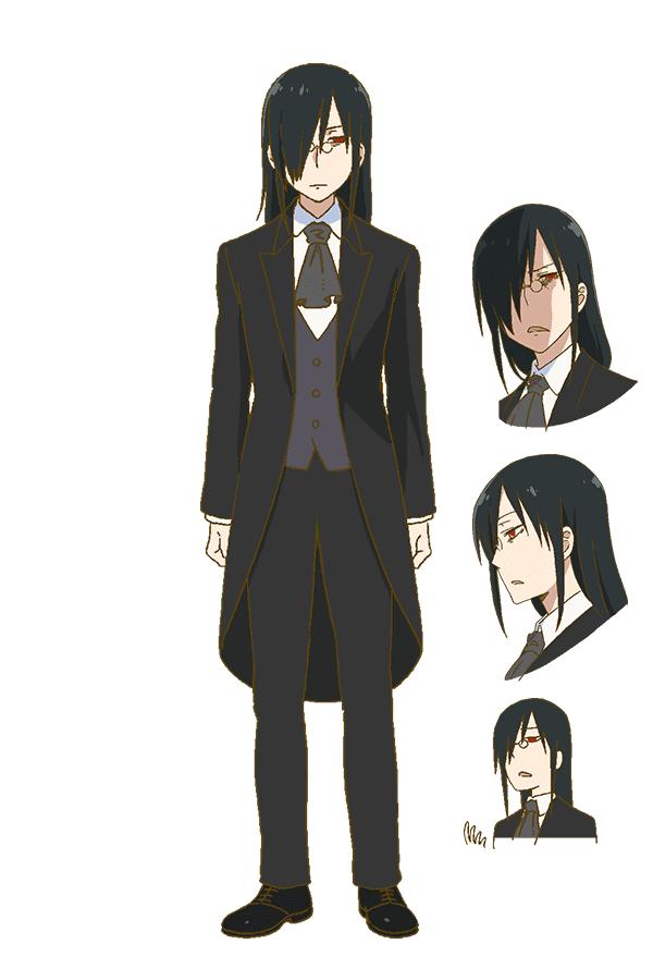 Fafnir, personagens de Kobayashi-san