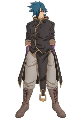 Kinji Ninomiya, personagens de Meikyuu Black Company